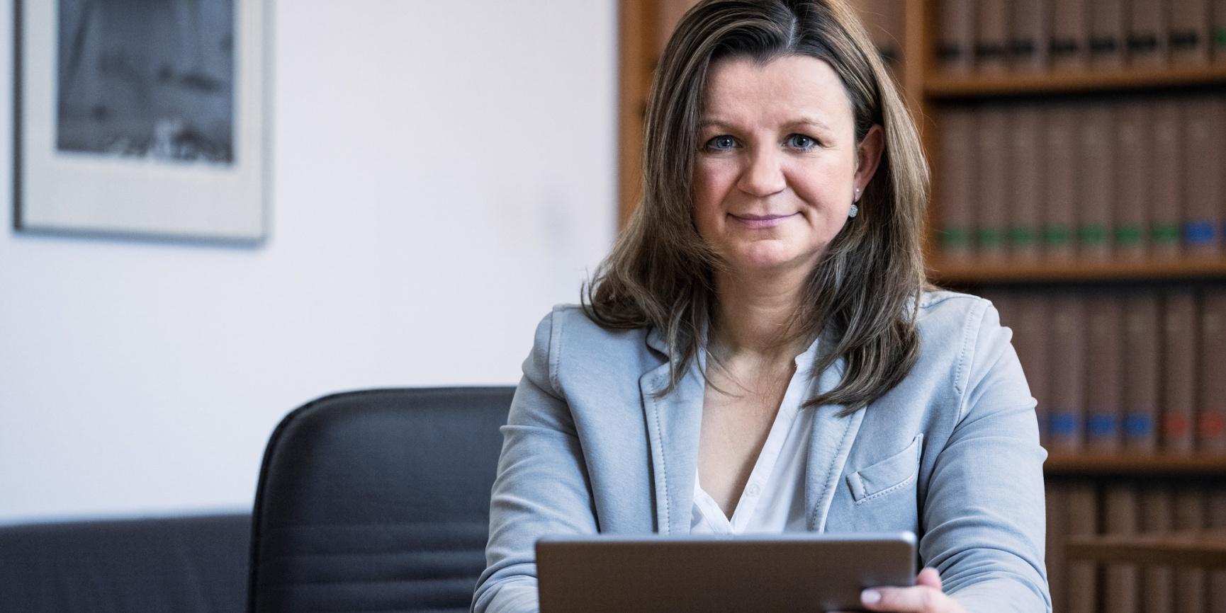 Rechtsanwältin Ann-Charlotte Grummert