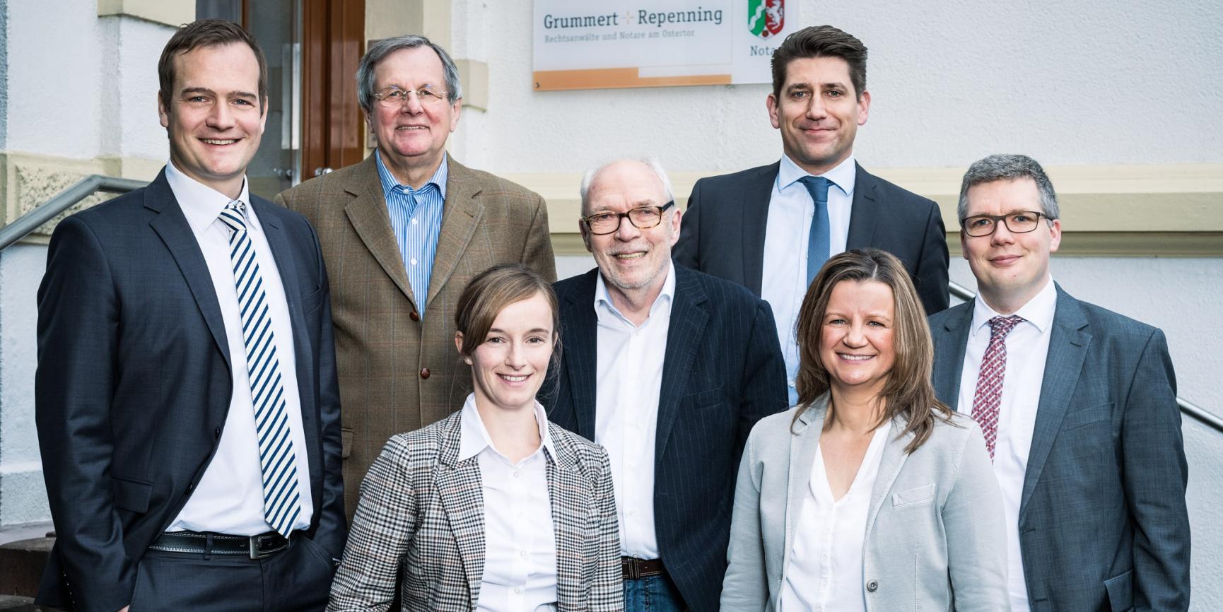 Grummert + Repenning Team Rechtsanwälte